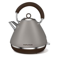 Buy MORPHY RICHARDS Accents 102102 Traditional Kettle - Pebble | Free Delivery | Currys