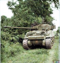 A Sherman Firefly, 1944