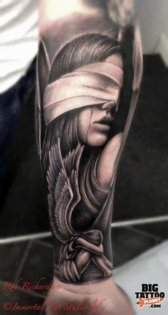 Rob Richardson - Realism Tattoo