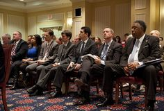 Maryland Governor Martin O'Malley testifies in favor of marriage equality at Maryland senate hearing.