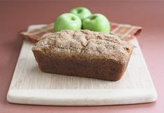 //apple cinnamon bread