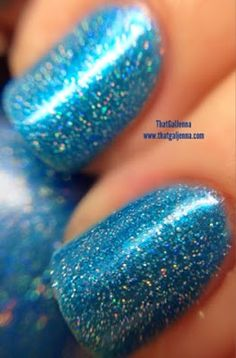 ThatGalJenna - Knockout Lacquer - Holo Collection - Heel Hook