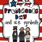This President's Day and U.S. Symbols unit is a great unit to celebrate America {available in color and black/white}!  This unit includes:*Book L...