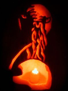 Better keep an eye on this Jack OOD Lantern and make sure the eyes don't turn red!