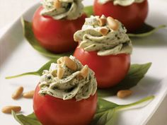 Easy Party Appetizers | 10 Easy Healthy Appetizer Recipes | Reader's Digest