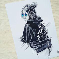 Fashion Sketch Noholita