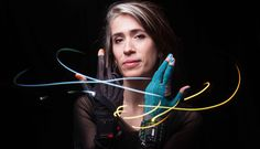 Imogen Heap's Mi.Mu gloves are designed to transform the human body into an instrument, allowing the user to control the pitch, tempo and a variety of other facets of the music they create.