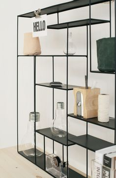 my scandinavian home: An office in the nude                                                                                                                                                                                 More