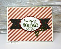 Atlantic Hearts Sketch Challenge Christmas Card, Red and Black, Tis the Season Heart Sketch, Tis The Season, Diy Cards, Happy Holidays, Letter Board, Christmas Cards, Challenges, Joy, Invitations