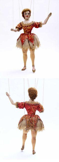 I love marionettes....http://rochambeau.typepad.com/my_weblog/2009/03/inspiring-me-now-marionettes.html