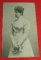 ROYALTY AUSTRIA | BELGIUM: Crown Princess STEPHANIE of Austria, Duchess of Lonyay