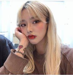 Ulzzang Korean Girl, Cute Korean Girl, Asian Girl, Style Grunge, Grunge Girl, I Love Girls, Cute Girls, Pretty People, Beautiful People
