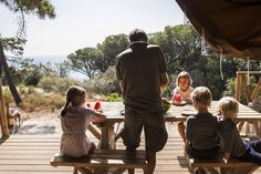 Glamping Elba Island: enjoy the luxury camping on the Elba Island | Tenuta delle Ripalte