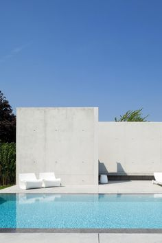 Minimal Pools – Minimalissimo Sun Soaked, Private Pool, Beautiful Space, Diving, Serenity, Minimalism, Swimming, Pools, Outdoor Decor
