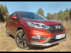 NEW #HONDA CR-V 1.6 i-DTEC 160 CV 4WD 2015 - FIRST TEST DRIVE