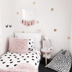 Teen bedroom themes must accommodate visual and function. Here are tips to create the coolest teen bedroom. Teen Bedroom, Bedroom Decor, Bedroom Ideas, Little Girl Rooms, Room Inspiration, Barn, Home, Design Design, Design Ideas