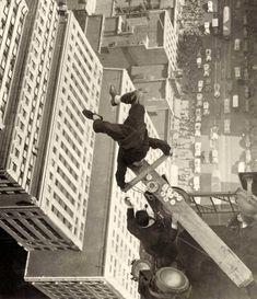 Une photographie de Harold Lloyd, l'auteur est inconnu