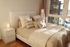 Ikea malm bedroom beige natural home decor