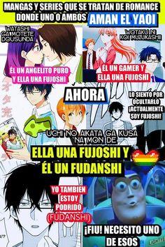 Otaku Anime, Anime Meme, All Anime, Manga Anime, Shounen Ai, Fujoshi, Shoujo, Webtoon, Kawaii Anime