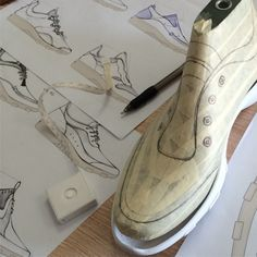 Sketches we like / Softgoods / Pencil Sketch / Process / Tape over / at aaron_street_design_10
