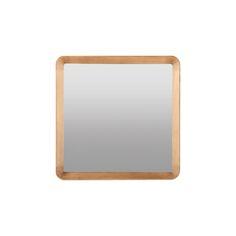 Зеркало Velodrome квадратное купить в интернет-магазине дизайнерской мебели Cosmorelax.Ru