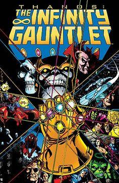 Thanos: The Infinity Gauntlet