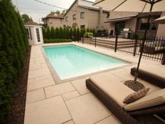 We make sure all aspects of our large projects are cohesive and complement the entire landscape. With our seasoned experts, large residential projects are no problem for the seasoned experts that work here at Groupe Paramount. Landscape, Pools, Outdoor Decor, Projects, Home Decor, Cabanas, Log Projects, Decoration Home, Swimming Pools