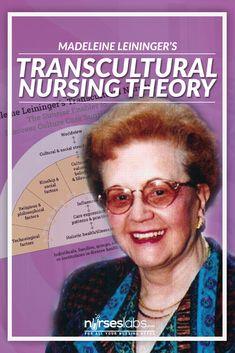 The Transcultural Nursing Theory or Culture Care Theory by Madeleine Leininger involves knowing and understanding different cultures with respect to nursing and health-illness caring practices, beliefs and values with the goal to provide meaningful and efficacious nursing care services to people according to their cultural values and health-illness context.