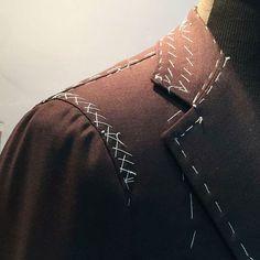 sartoria-tofani: Manica a camicia ✂️ #Tailor #Tailoring #Bespoke #Sartoria…