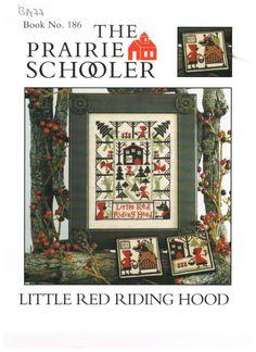 Book.No.186_Little Red Riding Hood_1/4