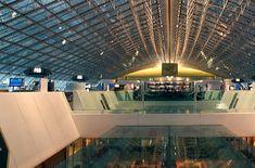 Paris Charles de Gaulle Airport, France