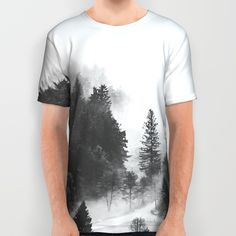 Valley Of Secrets All Over Print Shirt