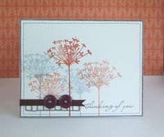 A card I created using A Muse Studio stamp sets.