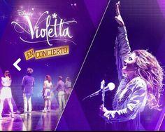 Ya falta poco Italia. Esperan lo que tanto quieren #ViolettaenConcierto