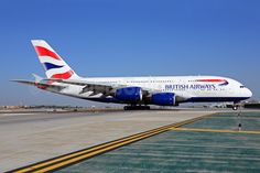 British Airways brings the Airbus A380 to Washington Dulles, adds ...