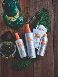 Avon's Skin So Soft Bug Guard has been helping families stay bug bite free for over 17 years. These exclusive patented, time release formulas are suitable for the entire family and include ingredients that are effective alternatives to DEET. The portfolio of products target every family's needs, whether it's hiking at dusk or laying poolside during the day, ensuring long lasting protection.