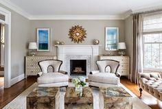 living room | Homegrown Decor