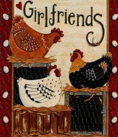 love this for side of cupboards Rooster Art, Rooster Decor, Tole Painting, Painting On Wood, Arte Do Galo, Chicken Signs, Chicken Quilt, Farm Quilt, Country Chicken