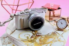 Je Olympus PEN ideálny fotoaparát pre blogerky?