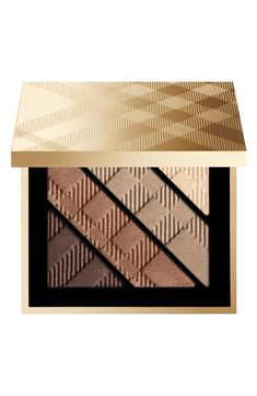"Burberry ""Gold"" Eyeshadow Palette #giftsforher"