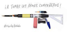 La libertad de prensa es la fuente de las otras libertades #CharlieHebdo cc: @magrazs @revistaproceso @MilenioJalisco