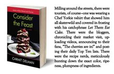 Consider the Feast follows Talia through the streets of The Quarter, where every imaginable delicacy is made and devoured, every unspeakable hunger is fulfilled. But the privileged patrons who feast there, and the third-world laborers who feed them—the haves and have-nots—are about to face a reckoning. Below is an exclusive excerpt from the novel.