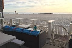 Check Out This Awesome Listing On Airbnb Oceanfront Apartment The Beach In Newport