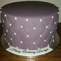 Cake Decorating: Quilts and Studs