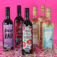 Speak Wines make the perfect gifts for your girlfriends!