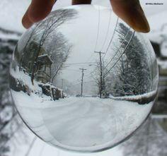 Snow Globe Inverted 1 by ~seto2112 on deviantART