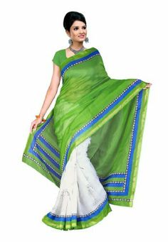 Branded Indian Women Sari Printed Peacock Green, http://www.amazon.com/dp/B00EQE9T6C/ref=cm_sw_r_pi_awdm_KCiQtb1136HF8
