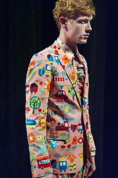 Photo Diary: Walter Van Beirendonck Spring/Summer 2016 Men's - The Best Fashion İdeas For Ladies Fashion Mode, Fashion Art, Fashion Show, Mens Fashion, Fashion Design, Paris Fashion, Dandy, Looks Style, My Style