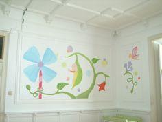 pintura decorativa en paredes - Pesquisa Google