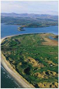 Donegal Golf Club or Murvagh as the locals call it, is designed by Eddie Hacket and one of top courses in brittish islands. Top Course, Golf Tour, Local Attractions, Emerald Isle, Donegal, The Locals, West Coast, Roads, Golf Clubs